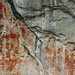 Prehistoric paintings on the Mekong - Laos