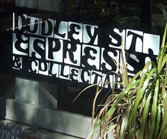 Dudley St Espresso and Collectables, Ipswich Rd and Dudley St, Annerley Junction, Brisbane, Queensland, Australia 090617
