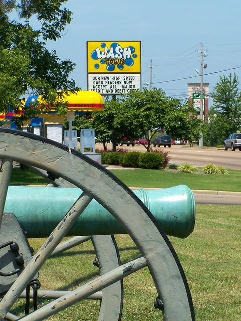 Tupelo National Battlefield, MS