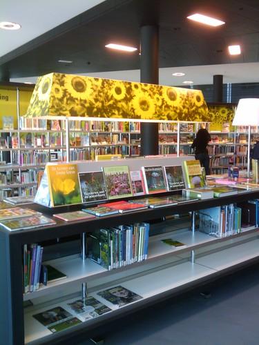 Fietsroutenetwerk almere knooppunt 79 gemeente almere flevoland netherlands - Bibliotheek wielen ...