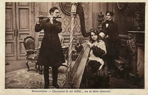 Helena Makowska in Romanticismo (1915)