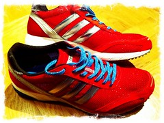 cross training shoe, outdoor shoe, running shoe, sneakers, footwear, yellow, shoe, red, maroon, athletic shoe,