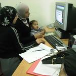 Palestine, IT workshop (Oct-Nov 2008)