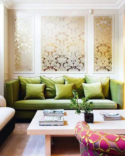 Outstanding Green Gold Living Room 400 x 500 · 120 kB · jpeg
