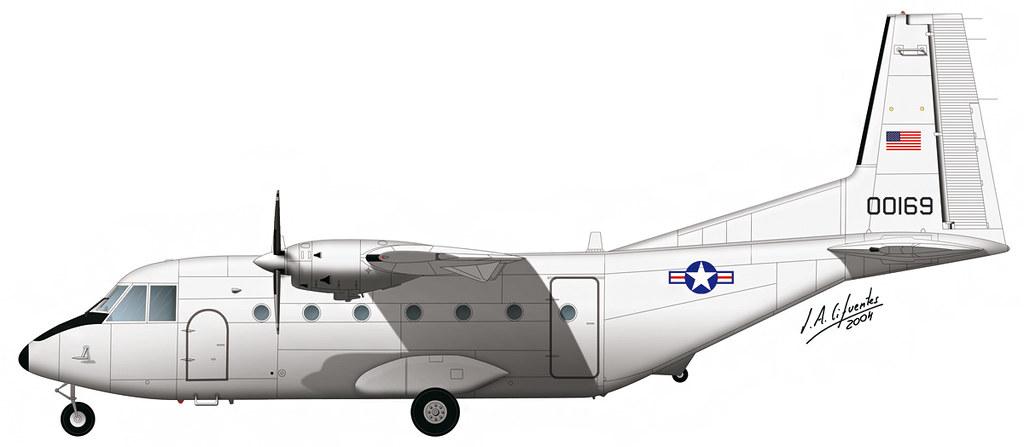 CASA C-212 USAF