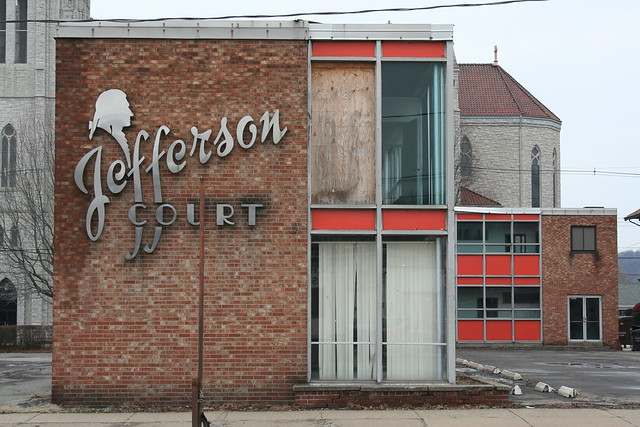 Jefferson Court Motel, Newcastle, PA