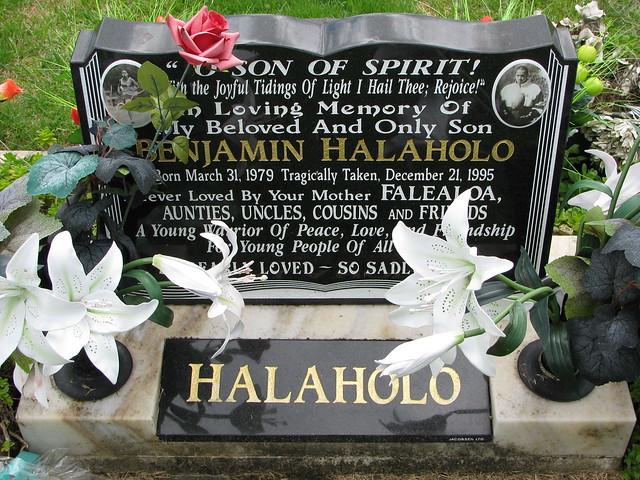Benjamin HALAHOLO