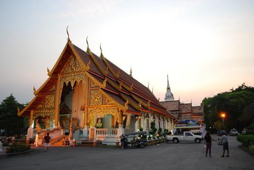 Main Wihaan - Wat Phra Singh