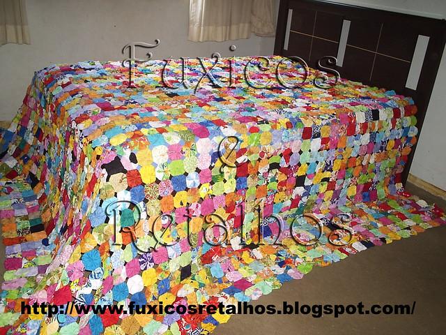 Armario Plancha Camisas ~ Colcha de Fuxico Artesanato Para comprar minhas peças entr u2026 Flickr Photo Sharing!