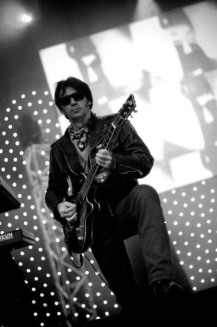 The Neon Judgement - Live 17/02/01 - Belgium
