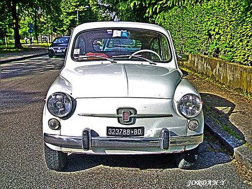 Old Fiat 600
