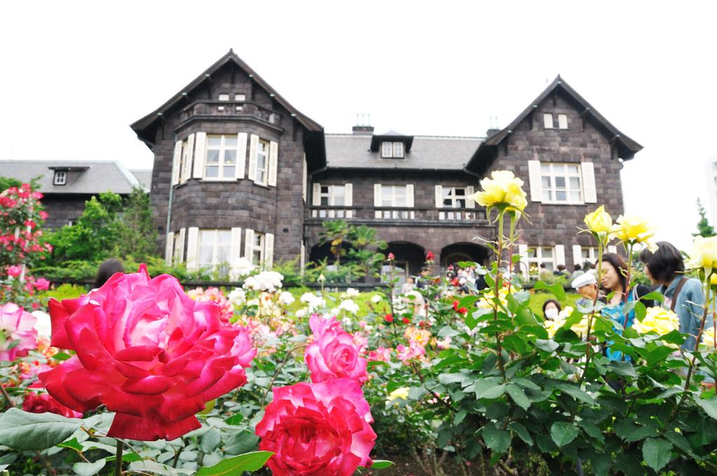 旧古河庭園 Kyu-Furukawa Gardens_01