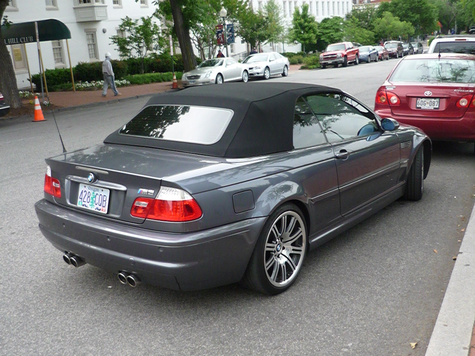 bmw m3 convertible flickr photo sharing. Black Bedroom Furniture Sets. Home Design Ideas