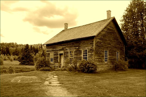 John Brown's Farmhouse