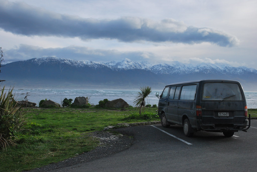Kaikoura - East Coast - South Island - New Zealand