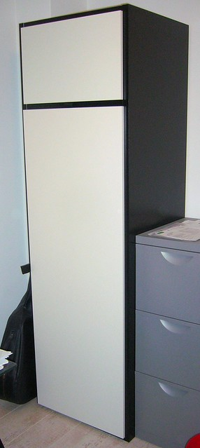 ikea 39 odda 39 wardrobe flickr photo sharing. Black Bedroom Furniture Sets. Home Design Ideas