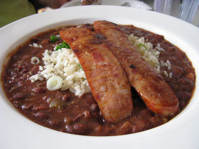 red beans and rice with andouille sausage | Flickr - Photo ...