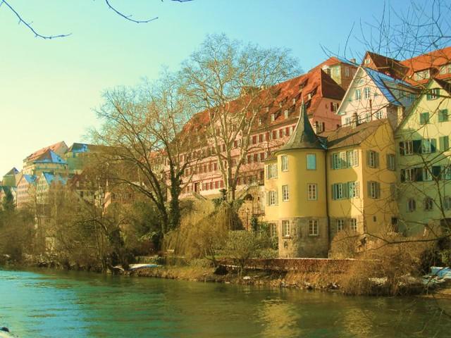 Postcards from Tübingen III