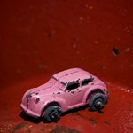 Tiny Thing #31: Pink Car