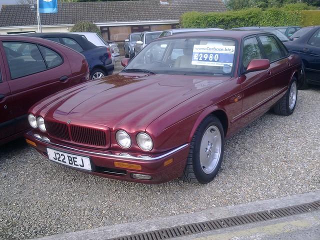 Jaguar XJ6 3.2 Sport   Flickr - Photo Sharing!