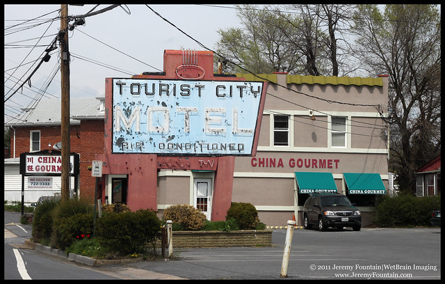 Tourist City Motel (214 Millwood Ave) - Winchester VA