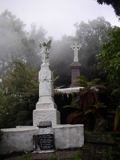 Rotorua Graves of the settlers