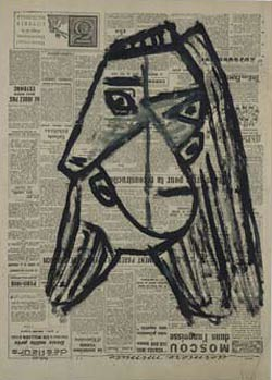 Image of Picasso work