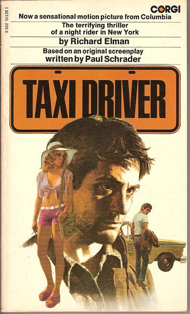 Taxi Driver - Corgi book cover