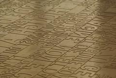 Seattle Library floor