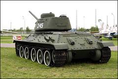T-34-85 rear