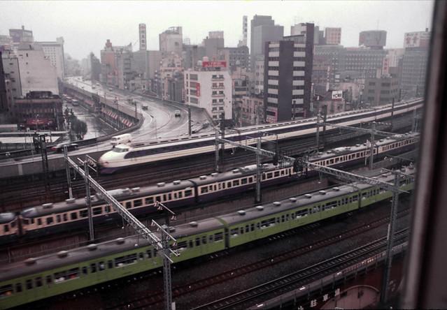 Photo:新橋第一ホテル 昭和49年7月 By akira asakura