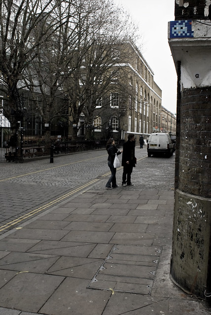 London Invader...