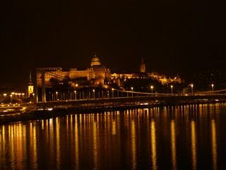 Buda Castle by Night