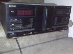 electronics, radio receiver, cassette deck, media player,