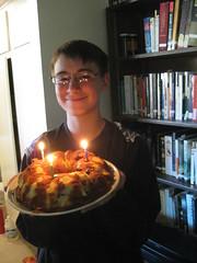 it's his birthday