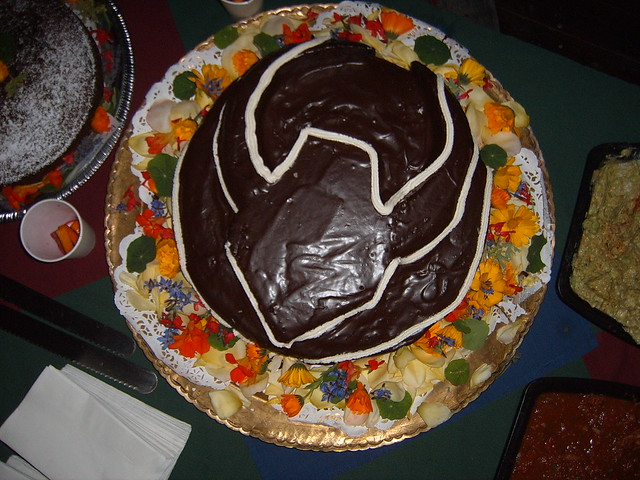 Taurus Birthday Cake Anthony
