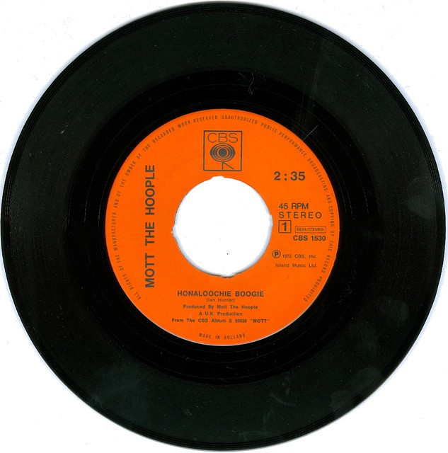 hoople mature singles By mott the hoople from all the young  from orgasm addict/singles going steady (1977/1979)  one is that the youngster was mature beyond her years, .