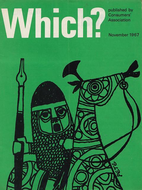 Which? Magazine November 1967