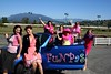 FUNPASS gals in the FUNPASS Car