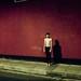 Red wall by Matthew mumford