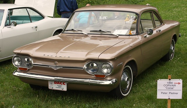 1964 Corvair 2 door