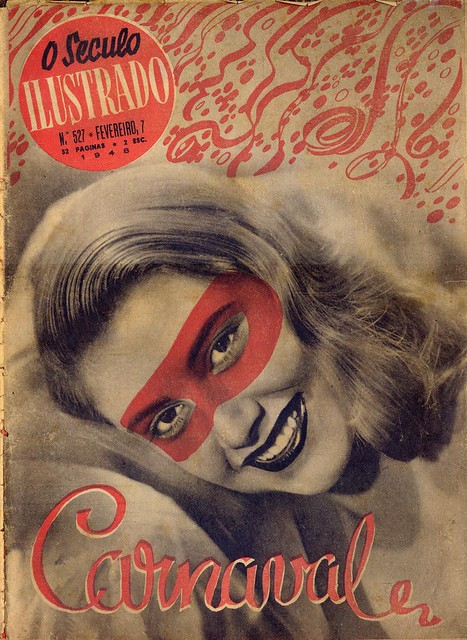 Século Ilustrado, No. 527, February 7 1948 - cover