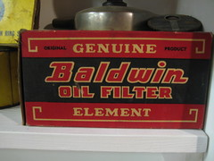 Baldwin Oil Filter