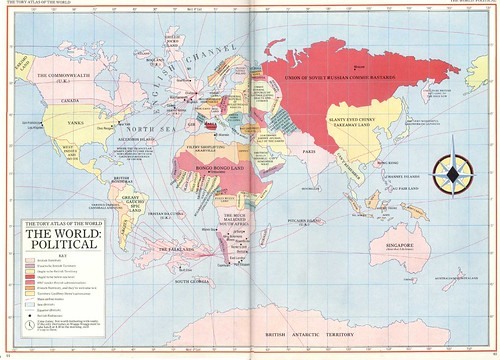 A Tory Atlas of the World