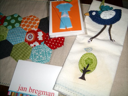 Urban Home Goods Swap - ALL MINE - Thank you Jan!!!