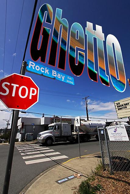 Stop the Rock Bay Ghetto