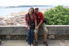 Carl and Charlotte, Lisbon Portugal