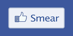 How to use facebook for business, New Facebook smear button D