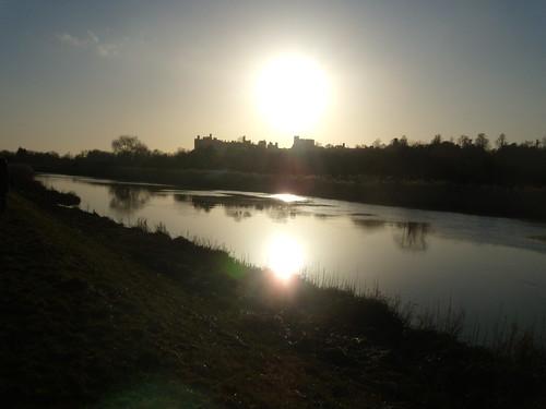 Looking to Arundel Castle
