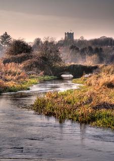Castle Acre, The Double Bridge